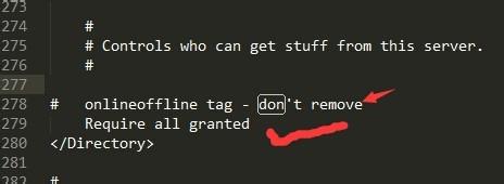 """wamp下Apache2.4.x局域网访问403的解决办法的图片"""